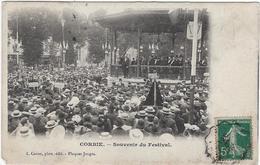 80  Corbie  Souvenie Du Festival - Corbie