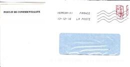 Marianne De Ciappa,TVP Rouge, , Piquage à Cheval - Varieties: 2010-.. Covers & Documents