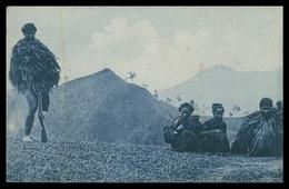 TIMOR - COSTUMES - Tipos E Costumes (Montanheses)( Ed. Da Missão) Carte Postale - Timor Oriental