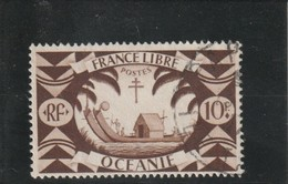 OCEANIE  Serie De Londre  N° 167 Oblitéré - Used Stamps