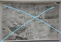 Photo Aérienne Militaire LIER Naast Antwerpen Duffel 1926 - Lieux