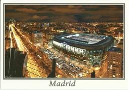 STADIUM POSTCARD STADIO STADION STADE ESTADIO MADRID - Stadi