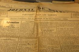 Journaux - Quotidiens > 1900 - 1949 Journal De Bolbec 28.08. 1926GruchetNointot Bernières Lillebonne - Journaux - Quotidiens