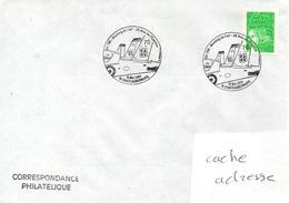 BA 709 Meeting De L'Air 20 Ans De L'Epsilon Obl. Temporraire Chateaubernard 16/05/04 - Militaria