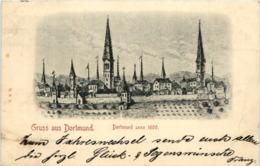 Gruss Aus Dortmund - Anno 1600 - Dortmund