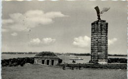 Möltenort - U-Bootdenkmal - Germany