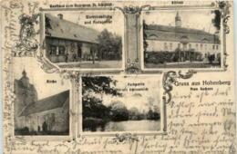 Gruss Aus Hohenberg - Osterburg