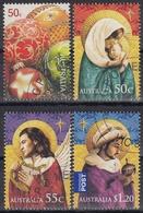 AUSTRALIA 2008 Nº 2987/90 USADO - 2000-09 Elizabeth II