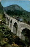 Bozen - Mendel Drahtseilbahn - Bolzano (Bozen)