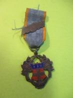 Mini-Médaille De Sport / France / Maitre-Tireur / 20 Métres/ LE MANS  / Vers 1880-1900        MED358 - France