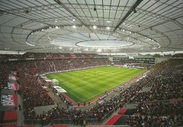 STADIUM POSTCARD STADIO STADION STADE ESTADIO LEVERKUSEN - Stadi
