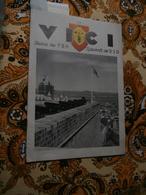Vici 247 (17/01/1957) : Canada, A Spinoy, E.L.M. Burns, Luc Varenne, A Smith - Français