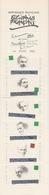 FRANCE 1993  Carnet  2805 PERSONNAGES CELEBRES 1993 ECRIVAINS FRANCAIS - Personen