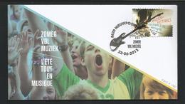 Belgium 2013 Music Festivals OCB 4357  (0) - 2011-...