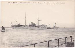 DUGUAY-TROUIN : Bateau école - Départ : ( Le Havre N° 44 ) - Guerre