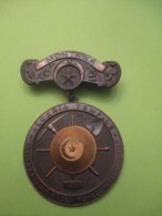 Médaille Franc-Maçonnerie/Ancient Arabic Order Nobles Mystic Shrine/Algérie Temple/Montana/USA/vers 1920 - 1950   MED359 - France