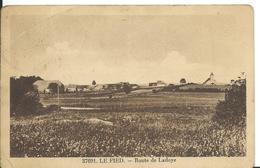 LE FIED ( JURA ) ROUTE DE LADOYE - Autres Communes