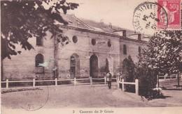 3  VERSAILLES  D78  CASERNE DU 3° GENIE - Les Mureaux