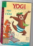 Ancien Petit Format    YOGI   N°16 DE 1968 - Sagédition