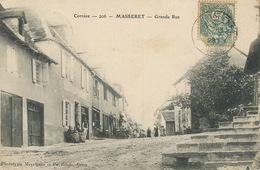 Masseret Grande Rue  Vers Sarazy  Longpont Par Monthléry - Frankreich
