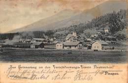 PINZGAU AUSTRIA~ZUR ERINNERUNG An Den VERSCHONERUNGS-VEREIN NEUKIRCHEN~1899 PHOTO POSTCARD 44092 - Zell Am See