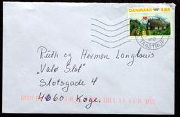 Denmark 2017 Letter  Minr.1924 ( Lot  2536 ) - Covers & Documents