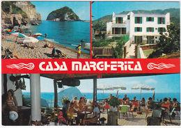 SANT'ANGELO D'ISCHIA - NAPOLI - SUCCHIVO - PENSIONE CASA MARGHERITA -98823- - Napoli (Nepel)