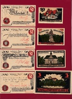 Allemagne 8 Notgeld- Stadt -Ballenstedt/ Mühlausen Dans L 'état Lot N °8 - [ 3] 1918-1933 : Weimar Republic