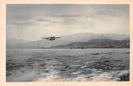 """NAVIGAZIONE AEREA S.A. Hydravion """" DORNIER-SUPERWAL"""" Sulia Linea Marsiglia-Genova - 1919-1938: Entre Guerres"""