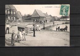 80 - ELINCOURT  -   N° 2 - L' ABREUVOIR - Francia