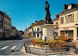 60 - Liancourt - La Place La Rochefoucauld - Liancourt