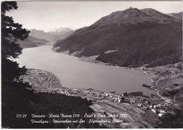 VENOSTA - RESIA NUOVA - BOLZANO - LAGO E CIMA UNDICI - VIAGG. 1964 -99697- - Bolzano (Bozen)