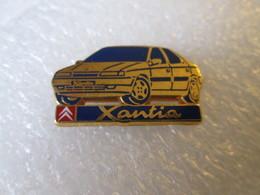 PIN'S   CITROEN   XANTIA   ARTHUS BERTRAND - Citroën