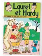 Ancien Mensuel LAUREL ET HARDY N° 32 DE 1982 - Magazines