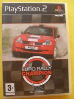 Euro Rally Champion // PS2 - Sony PlayStation