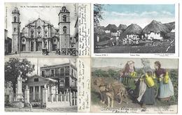 FRANCE ET PAYS ETRANGERS - Lot De 84 Cartes Postales Anciennes - CPA - 5 - 99 Cartes