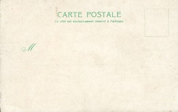 Carte Artistique - Künstler-Karte  -  RAPHAEL KIRCHNER  -  Signiert - Signé  2 Scans - Kirchner, Raphael