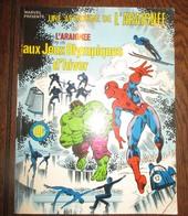 Marvel - Une Aventure De L'araignée  Aux Jeux Olympiques N° 11 De 1981 - Marvel France