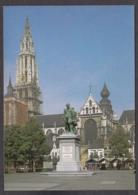 103875/ ANTWERPEN, Groenplaats En Standbeeld Van Rubens - Antwerpen