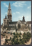 103876/ ANTWERPEN, Groenplaats En Standbeeld Van Rubens - Antwerpen
