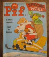 Vaillant Le Journal De PIF  - SPECIAL NOEL DE 1968 - Pif - Autres