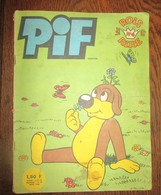 Ancien PIF  N° 4 - Pif - Autres