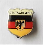Broche Blason Deutschland Allemagne -di0 - Steden
