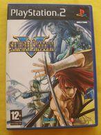 Samurai Shodown // PS2 - Sony PlayStation