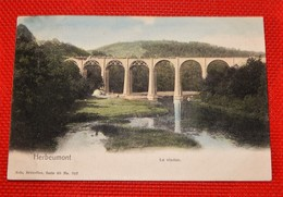 HERBEUMONT  -   Le Viaduc - Herbeumont