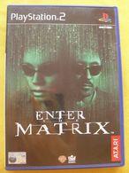 Enter Matrix // PS2 - Sony PlayStation