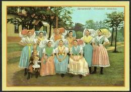 D4090 - Spreewald Trachten Folklore - Bild Und Heimat Reichenbach - Costumes