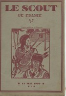 """Revue """"LE SCOUT DE FRANCE"""" N° 111 - 15 Mai 1930. - Scouting"""