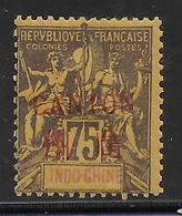 CHINE (CANTON) - YVERT N° 14 * MLH - COTE = 48 EUR. - Unused Stamps