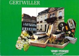 67 - Gertwiller - Multivues - Sonstige Gemeinden